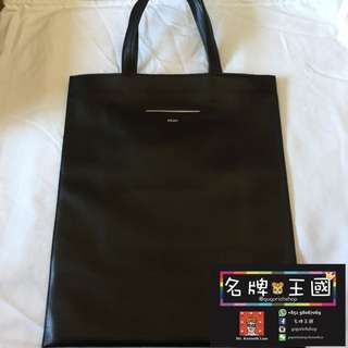 [中古] KENZO Leather Tote Bag [99%新]