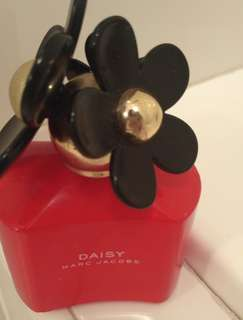 Marc Jacobs Daisy Red Pop Art limited edition, Eau de Parfum