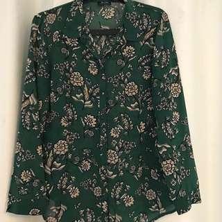 Bardot Floral Shirt