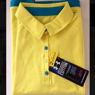 Under Armour Polo Shirt (Size S)
