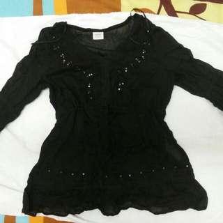 Authentic Boho Esprit blouse