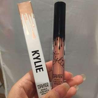 """Kylie Metal Matte Lipstick in Shade """"Heir"""""""