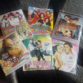 Korean Drama DVD!