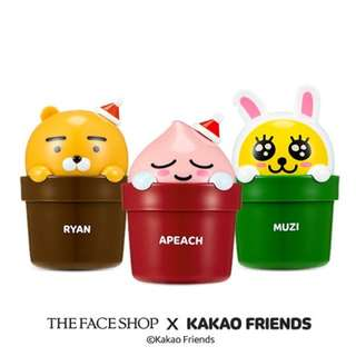 BN TheFaceShop x Kakao Friends hand cream (LIMITED EDITION!!) URGENT CLEARANCE! LIMITED STOCK!