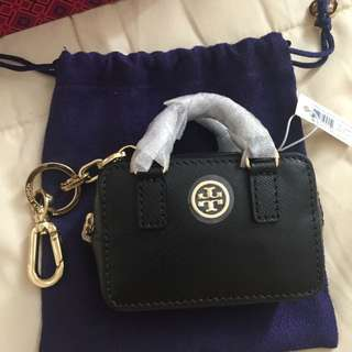 Authentic Tory Burch Key Fob/Coin Purse