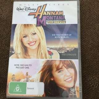 Hannah Montana The Movie Movie