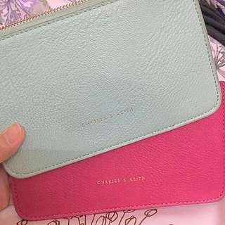 Charles And Keith Aris let Pouch
