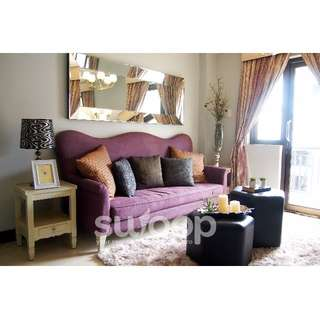 Fully Furnished 2 Bedroom Unit For Sale In Pinecrest Newport, Pasay City