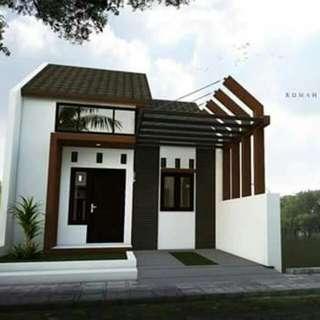 Rumah Baru Minimalis Mewah Harga Terjangkau