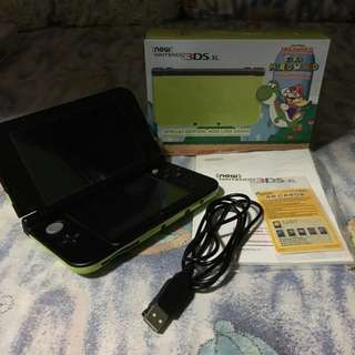 Used New Nintendo 3ds XL Special Edition