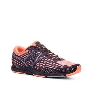 Heidi Klum For New Balance 1600 Lightweight Running Shoe - Purple/Coral