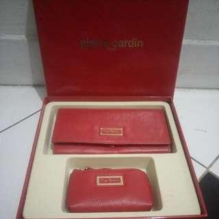 Authentic Pierre Cardin Wallet