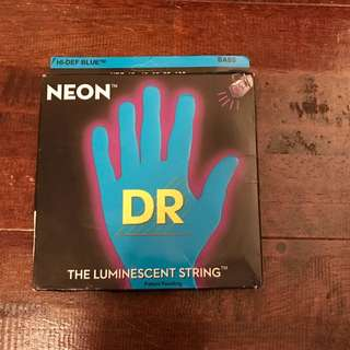 DR Neon Bass Guitar Strings
