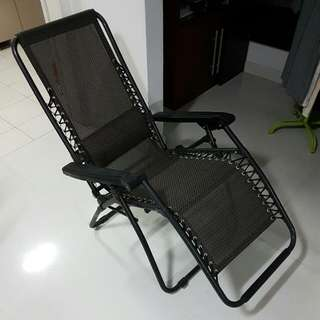 Collapsible Lounge Chair