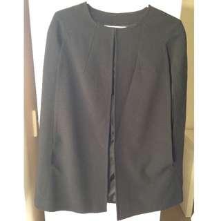 Black cape - Size 12 Portmans - Like new