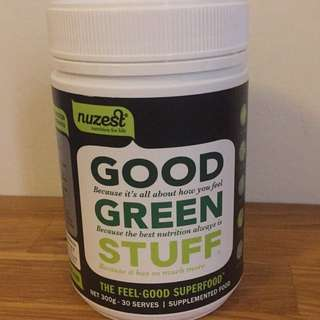 Nuzest Good Green Stuff Supplement RRP 85