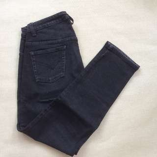 DUST JEP black jeans
