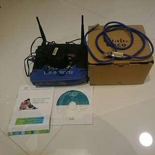 Linksys Broadband Router