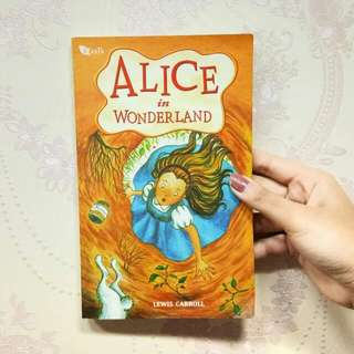 Alice In Wonderland Novel