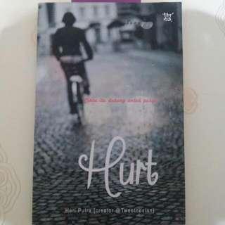 Novel Hurt (Cinta Itu Datang Untuk Pergi)