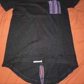 clot 魚尾 長板 短袖上衣