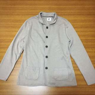 韓製翻領棉質外套