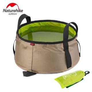 Naturehike Tas Penyimpanan Air 10 Liter - Green