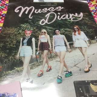 9Muses A Poster.