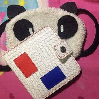 Lego (Paul Frank) Foldable Wallet