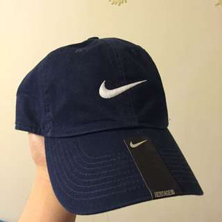 Nike老帽 藏青