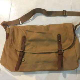 ASOS Tan Satchel