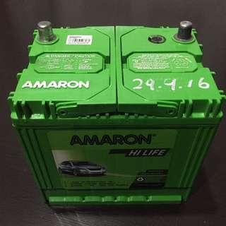 Amaron Battery Hi Life 85D23L 60AH