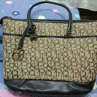 (REDUCED) Calvin Klein Tote Bag