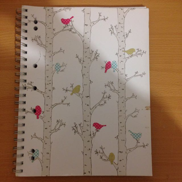3subject Note Book