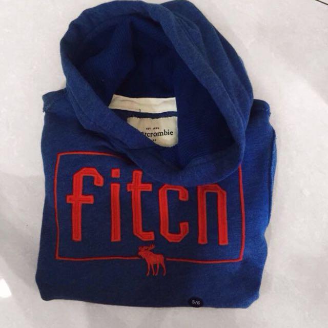 Abercrombie & Fitch Kids 連帽外套