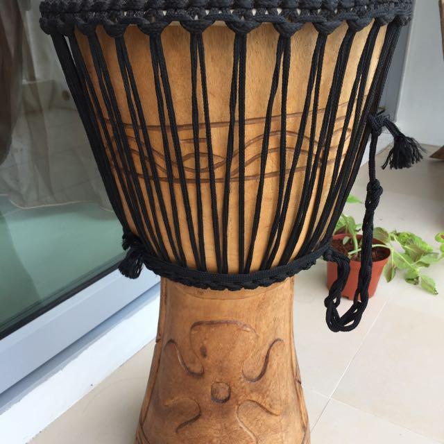 African Craft Drums