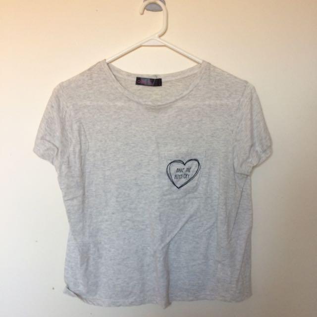 Ally Fashion T Shirt