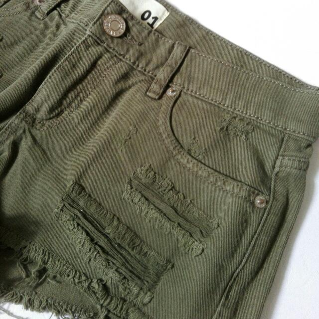 Army Ripped short