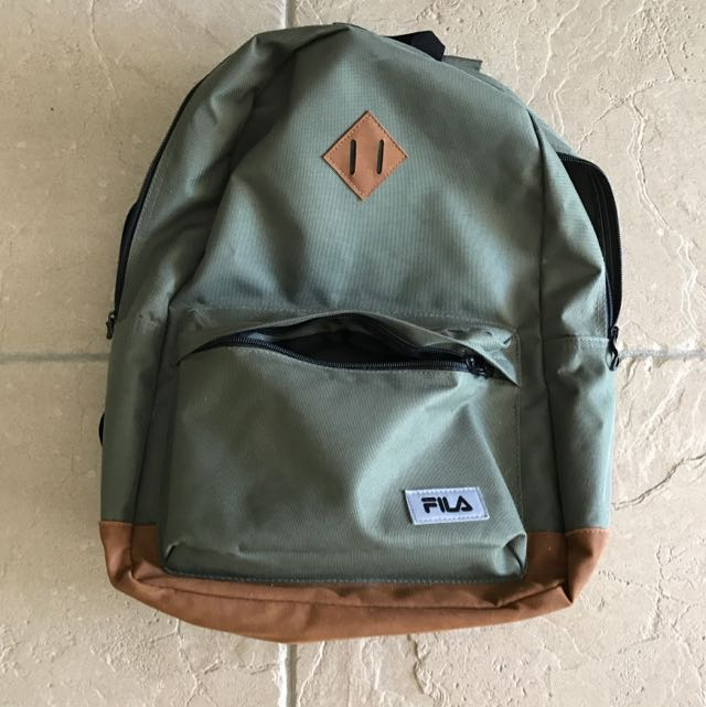 Backpack Army Colour