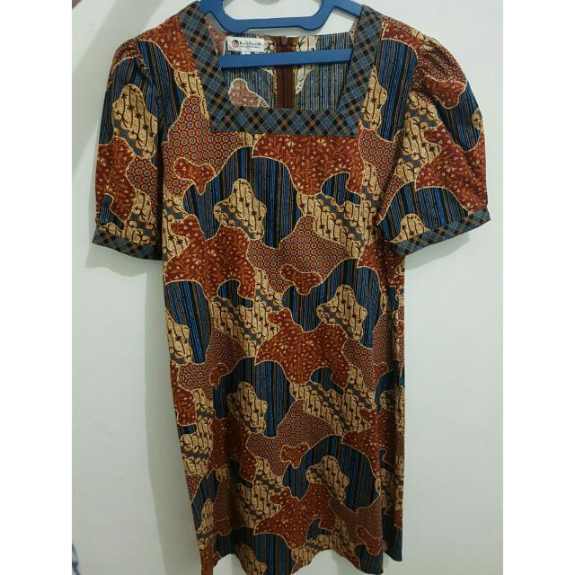 Batik Keris Dress