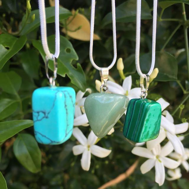 Beautiful Gemstone Necklaces