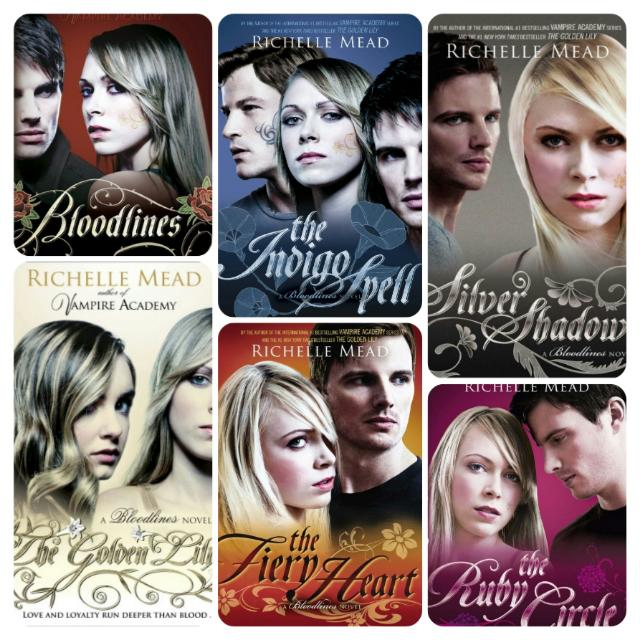 Bloodlines from the writer of vampire academy books books on carousell photo photo photo fandeluxe Gallery