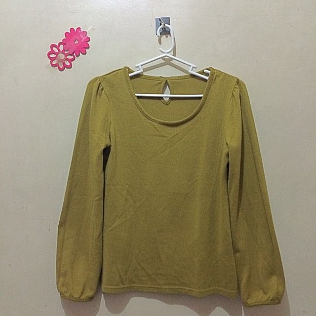 Green Top For Women