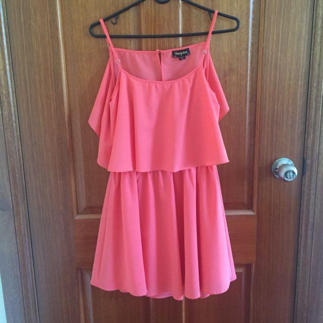 Bluejuice Open Back Dress