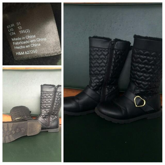 Boots H&M Kids Original