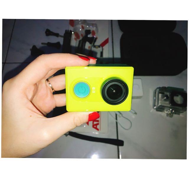 Camera Xiaomi Yi Action Cam