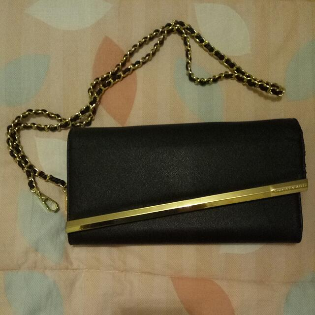 Charles & Keith Clutch Bag