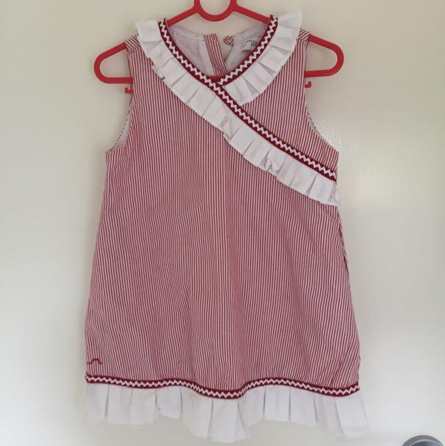 Chatau De Sable Dress