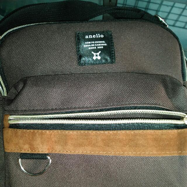 Class A Anello Bag Blue, Red, Brown, Light Green