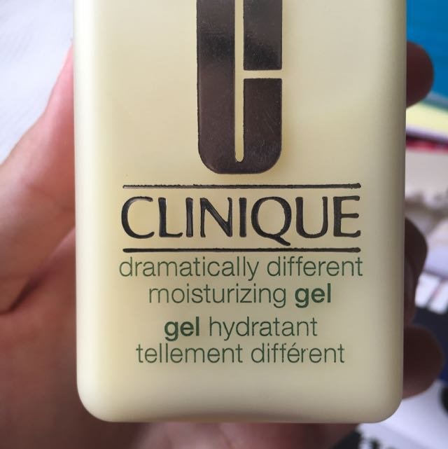 Clinique Dramatically Different Moisturising Gel